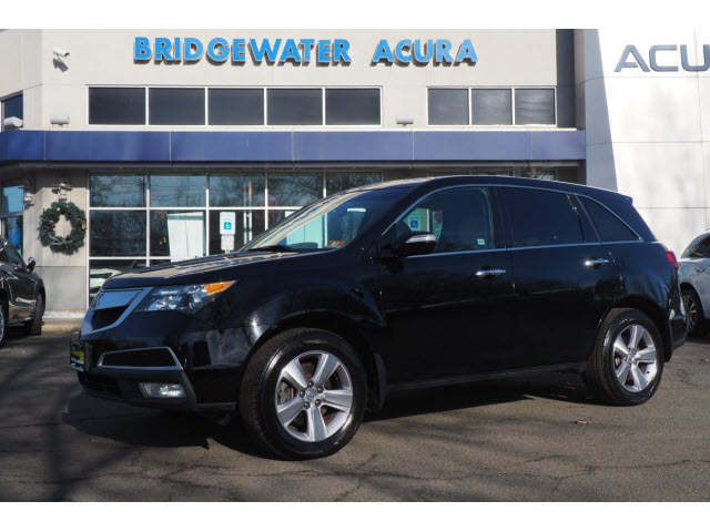 Pre-Owned 2013 Acura MDX SH-AWD w/Tech w/RES