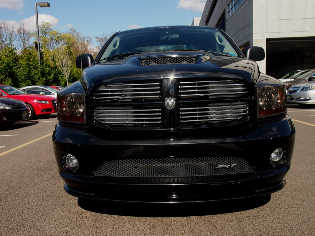 pre owned 2006 dodge ram 1500 srt 10 truck quad cab in bridgewater p8433as bill vince s. Black Bedroom Furniture Sets. Home Design Ideas