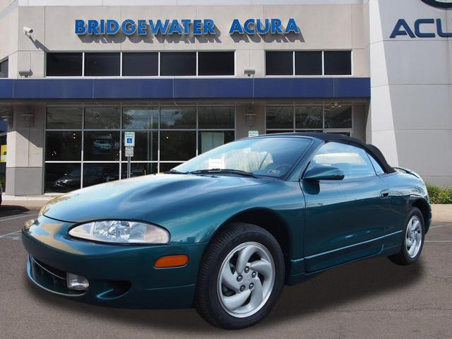 Pre Owned 1996 Mitsubishi Eclipse Spyder Gs T Turbo