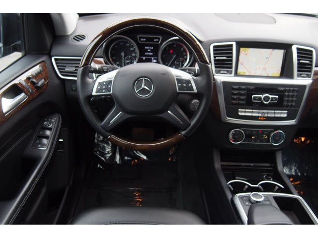 Pre-Owned 2012 Mercedes-Benz ML350 BlueTEC® w/Nav AWD ML 350 BlueTEC