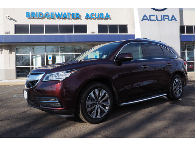 Pre-Owned 2016 Acura MDX SH-AWD w/Tech