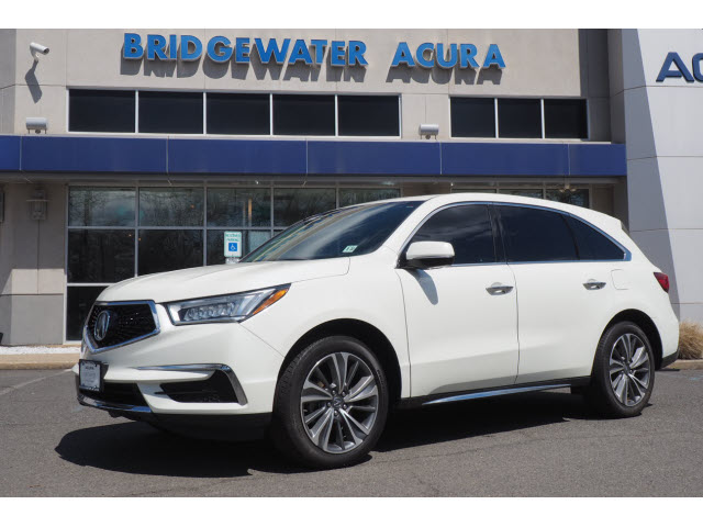 Pre-Owned 2017 Acura MDX SH-AWD w/Tech w/RES