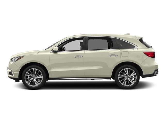 New 2017 Acura MDX SH-AWD with Technology and Entertainment Packages