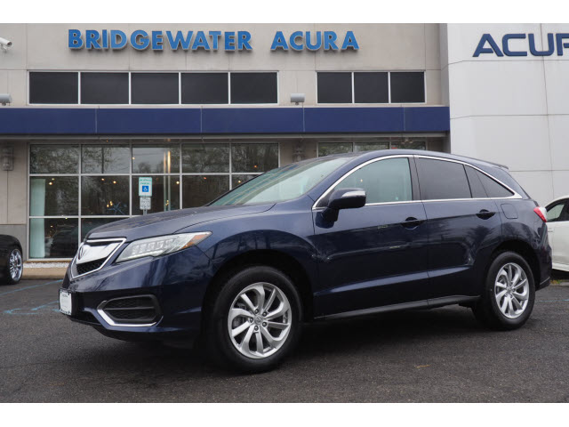 Pre-Owned 2016 Acura RDX w/Tech