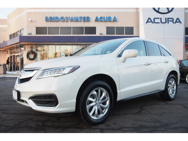 Certified Pre Owned 2017 Acura Rdx Awd W Tech