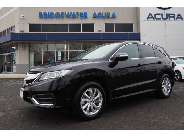 Pre-Owned 2018 Acura RDX AWD w/Tech