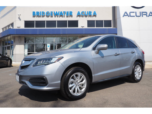 Pre-Owned 2017 Acura RDX AWD w/Tech