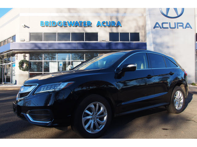 Pre-Owned 2016 Acura RDX AWD w/Tech