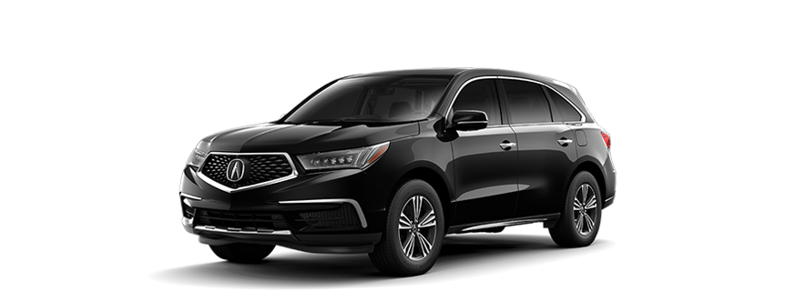 New 2018 Acura MDX AWD