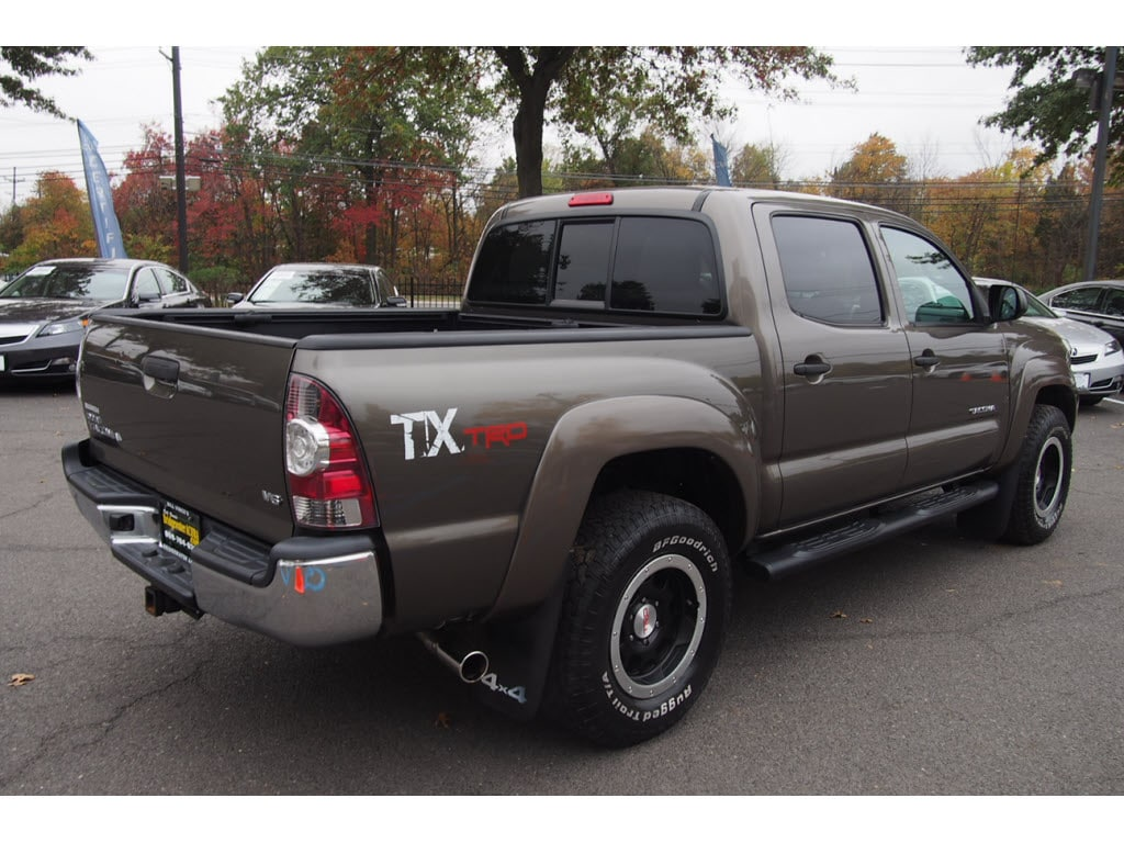 Pre-Owned 2013 Toyota Tacoma 4x4 V6 Automatic Truck Double ...