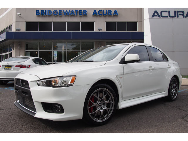 Pre Owned 2014 Mitsubishi Lancer Evolution MR W/Nav