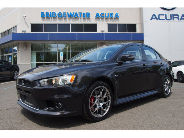 Pre Owned 2015 Mitsubishi Lancer Evolution MR
