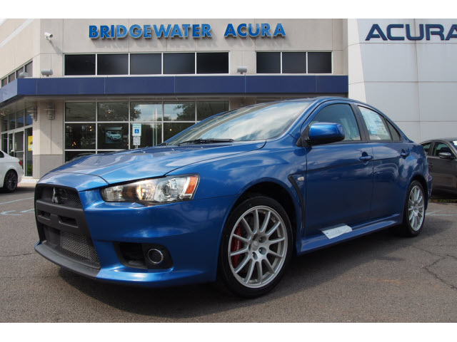 Pre Owned 2010 Mitsubishi Lancer Evolution SE