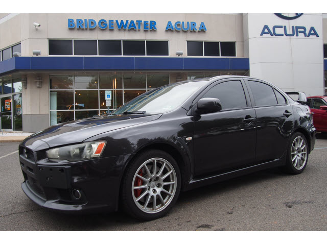 Pre Owned 2008 Mitsubishi Lancer Evolution GSR