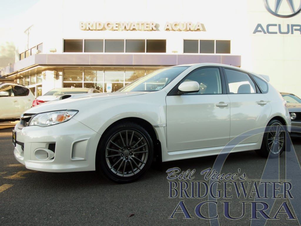 Pre Owned 2013 Subaru Impreza Wrx Cobb Stage 2 Sedan In Bridgewater P8404as Bill Vince S Bridgewater Acura
