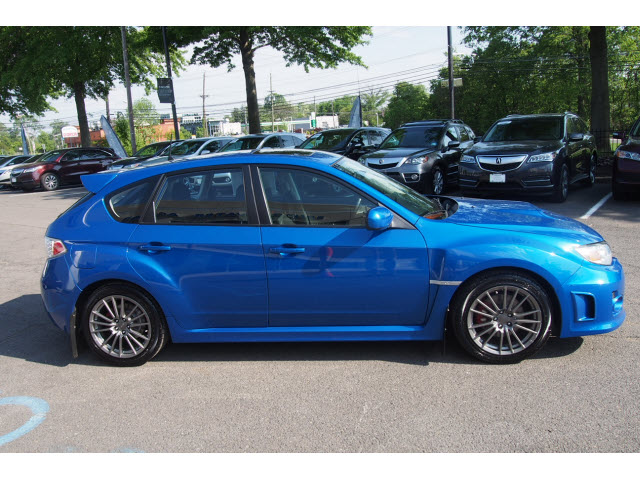 pre owned 2014 subaru impreza wrx awd wrx 4dr wagon in. Black Bedroom Furniture Sets. Home Design Ideas