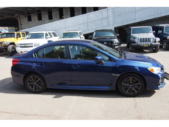 pre owned 2017 subaru wrx awd awd 4dr sedan in bridgewater. Black Bedroom Furniture Sets. Home Design Ideas