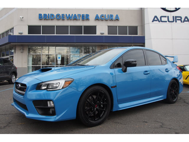 Pre Owned 2016 Subaru Wrx Hyper Edition Sti