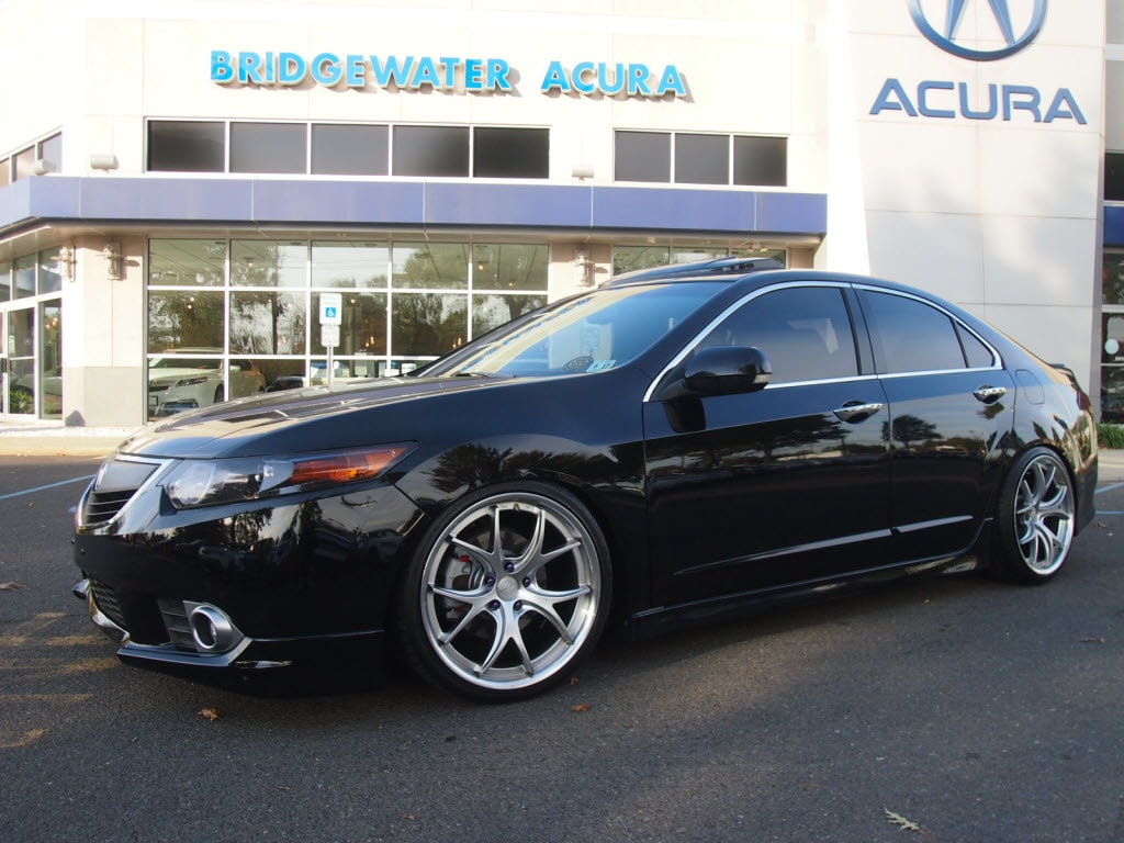 Pre Owned 2012 Acura Tsx Special Edition 5 Speed Automatic