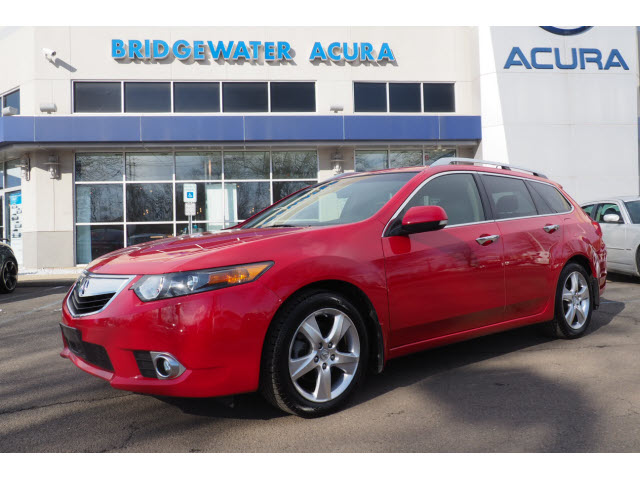Pre-Owned 2013 Acura TSX Sport Wagon Base
