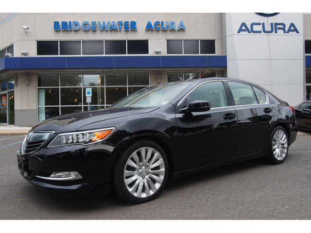 Pre Owned 2017 Acura Rlx W Advance