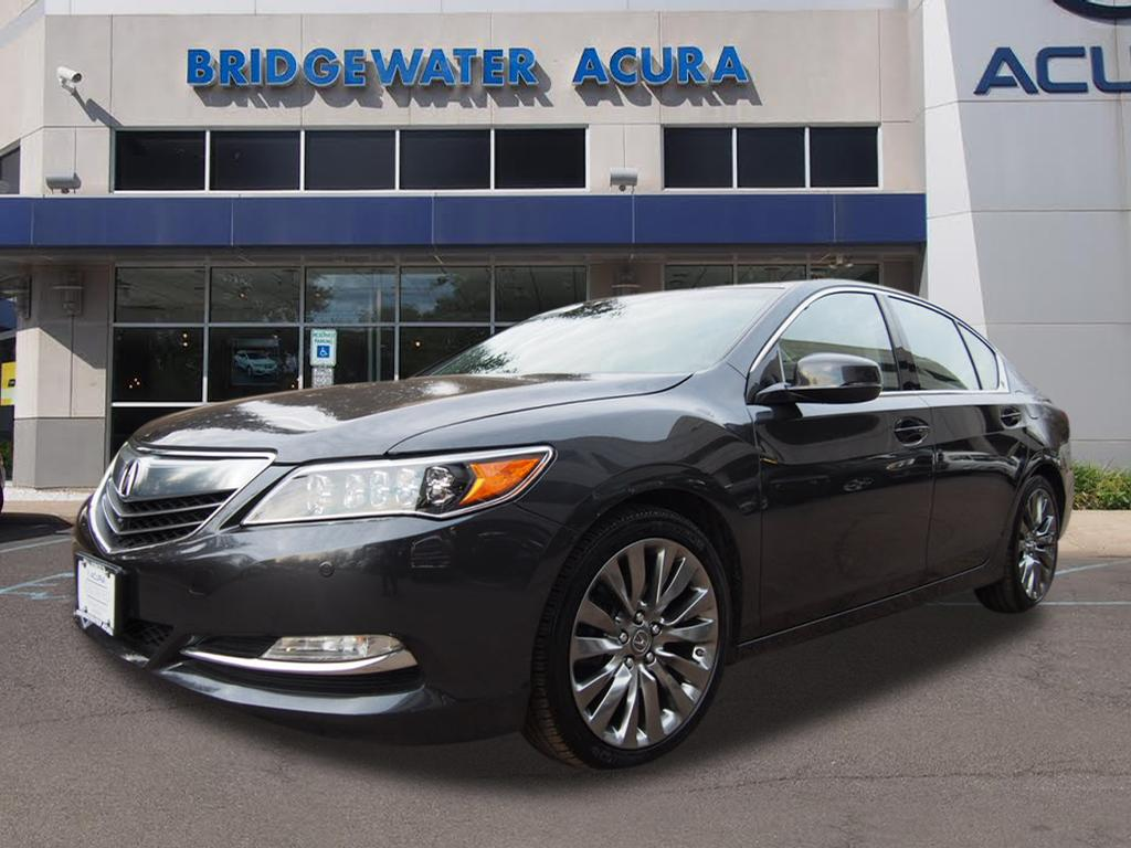 Certified Pre Owned 2016 Acura Rlx W Advance