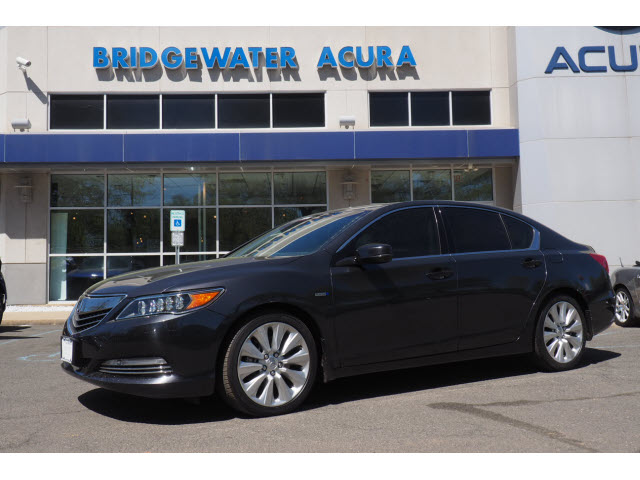 Certified Pre-Owned 2014 Acura RLX Sport Hybrid SH-AWD with Technology Package