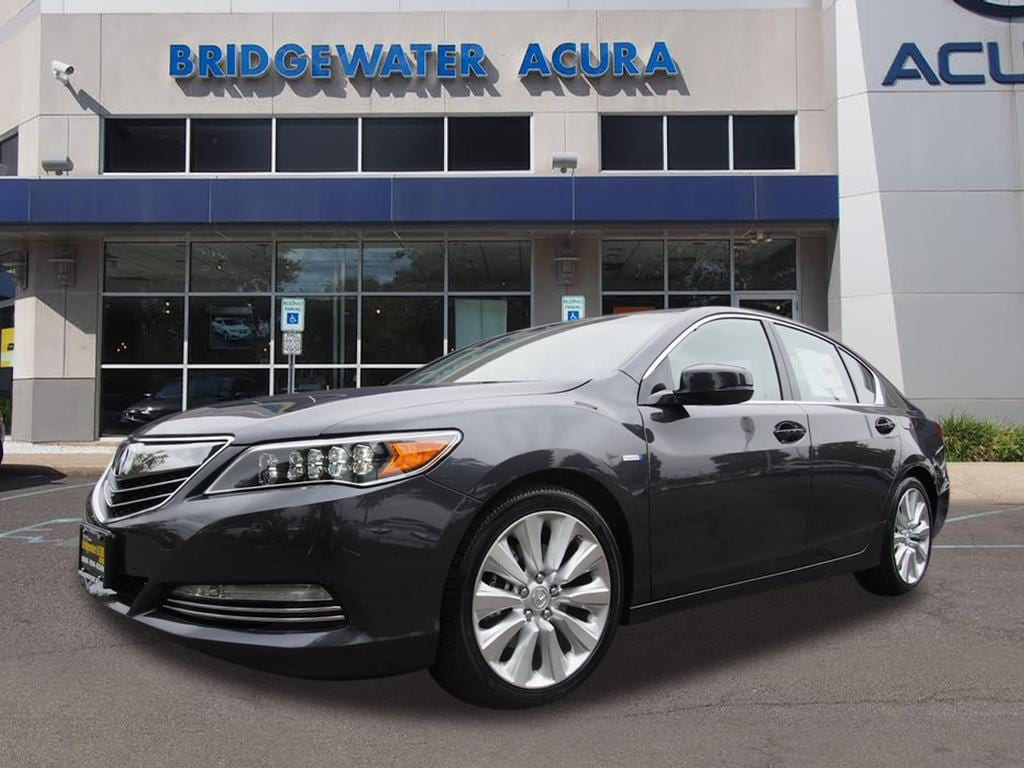 Pre Owned 2016 Acura Rlx Sport Hybrid Base W Advance Package