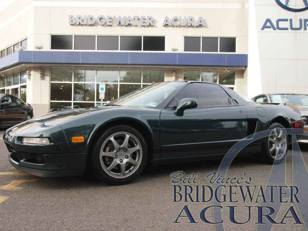 PreOwned Acura NSX Coupe In Bridgewater PAS Bill - Acura nsx for sale nj