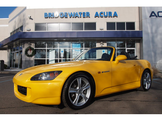 PreOwned Honda S Speed Base Dr Convertible In - 2008 s2000