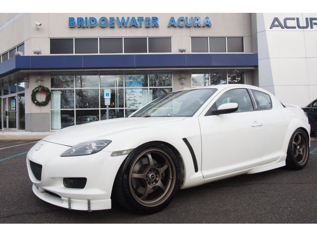 2005 mazda rx8 6 speed manual