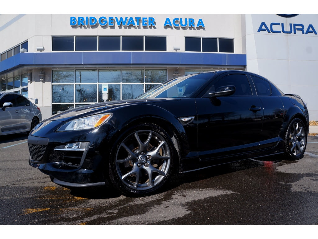 Mazda East Brunswick >> Pre Owned 2009 Mazda Rx 8 Sport Coupe In Bridgewater P9600s