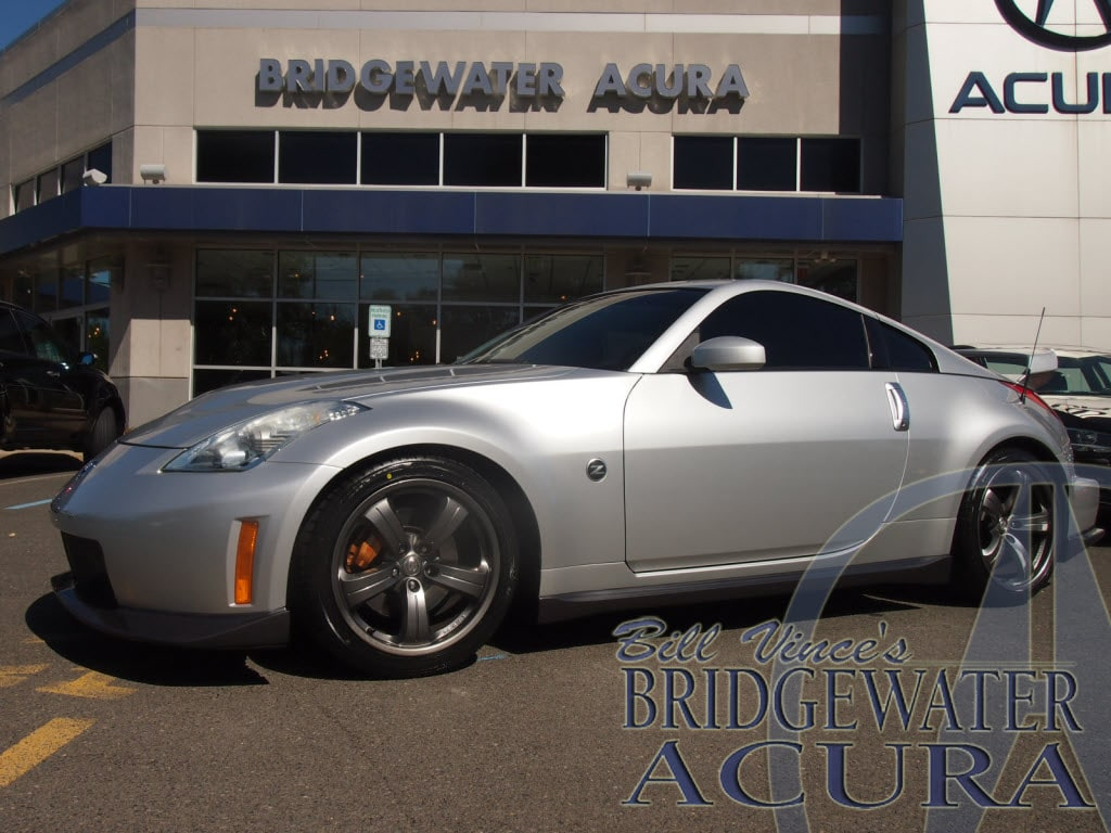 Pre-Owned 2008 Nissan 350Z Nismo Coupe in BRIDGEWATER