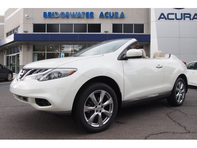 used rare inventory tres vehicle sherbrooke en convertible navigation suv nissan murano crosscabriolet de for awd infiniti