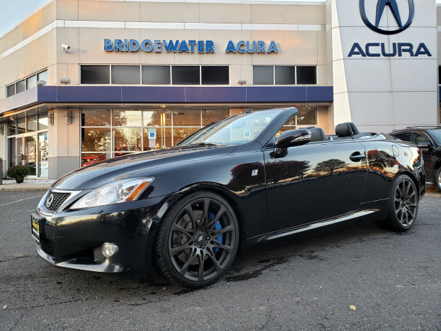 Pre Owned 2010 Lexus Is 350c F Sport