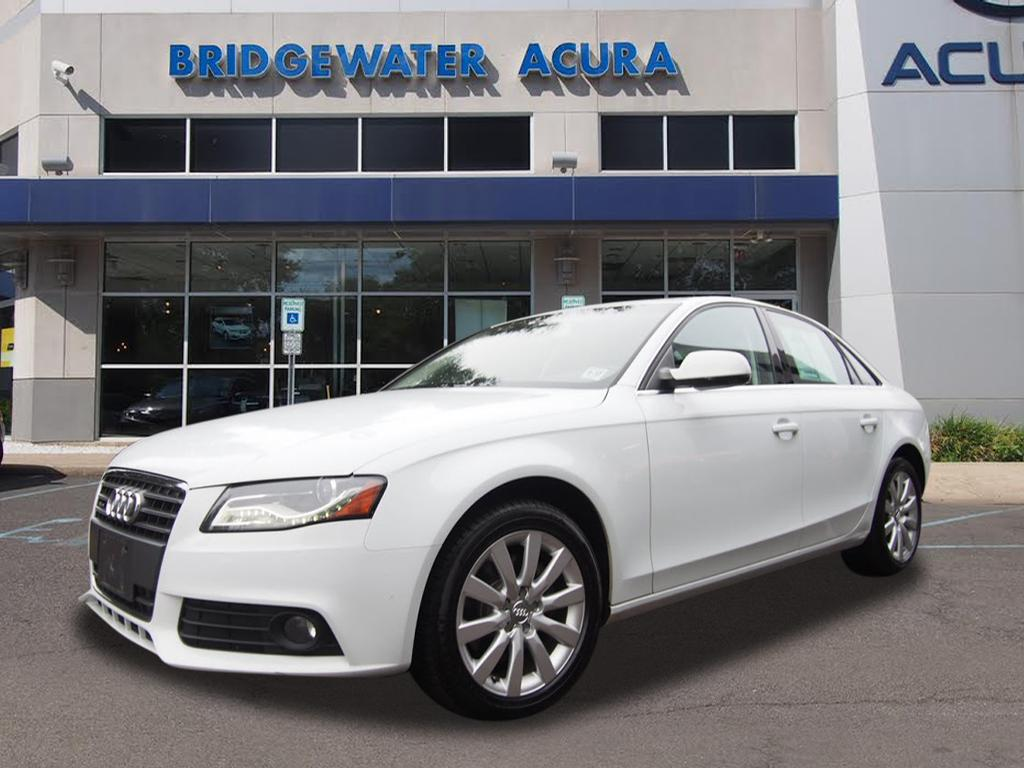 pre owned 2012 audi a4 2 0t quattro premium awd 2 0t. Black Bedroom Furniture Sets. Home Design Ideas