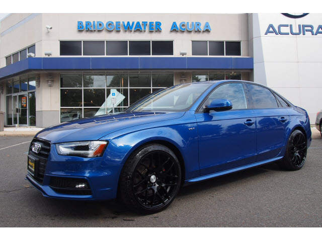 Audi S4 Lease >> Pre-Owned 2015 Audi S4 3.0T quattro Premium Plus AWD 3.0T quattro Premium Plus 4dr Sedan 7A in ...