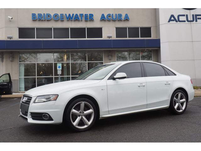 Pre-Owned 2012 Audi A4 2.0T quattro Premium Plus