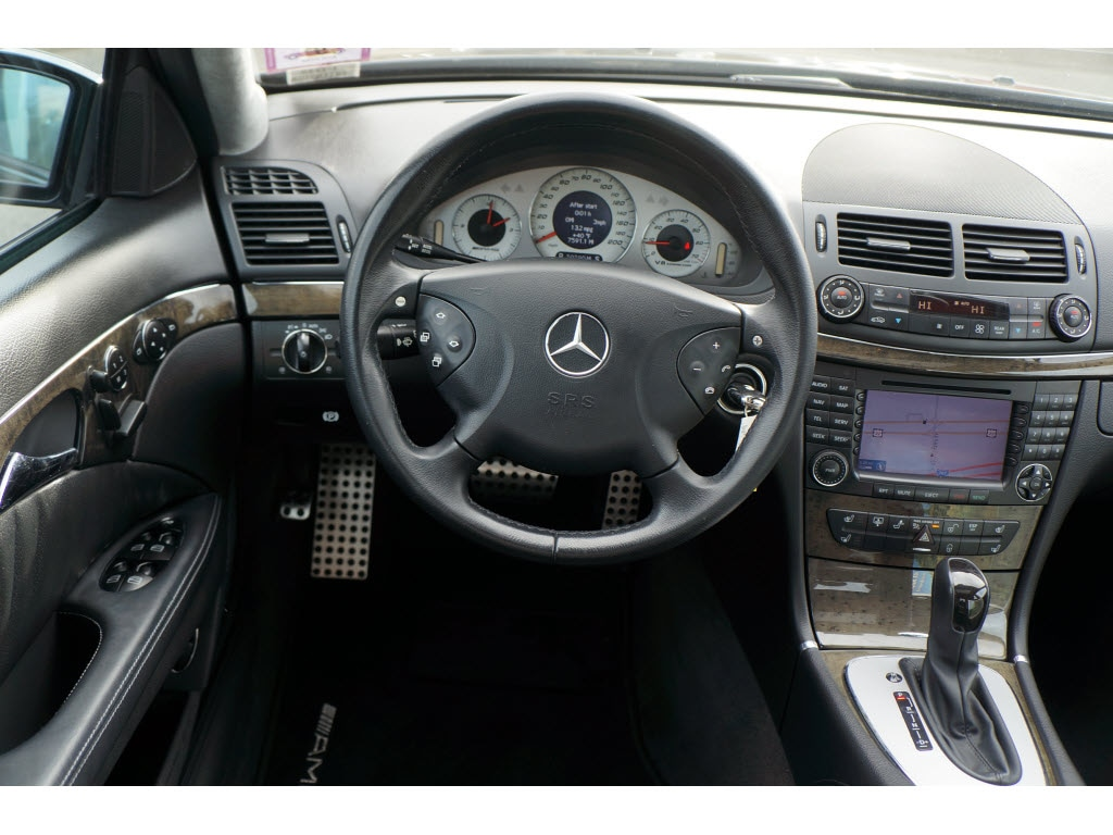Pre-Owned 2006 Mercedes-Benz E55 AMG® E55 AMG® w/Nav Sedan