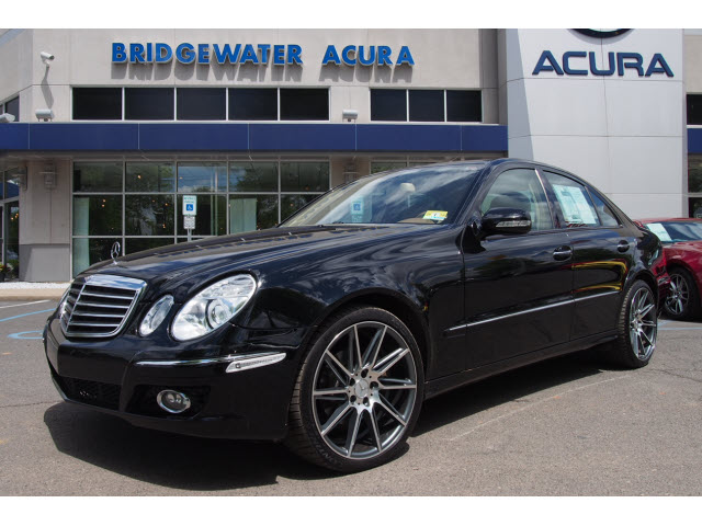 Pre Owned 2007 Mercedes Benz E350 4MATIC® W/Nav