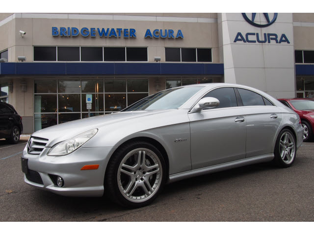 Pre Owned 2007 Mercedes Benz CLS 63 AMG® W/Nav