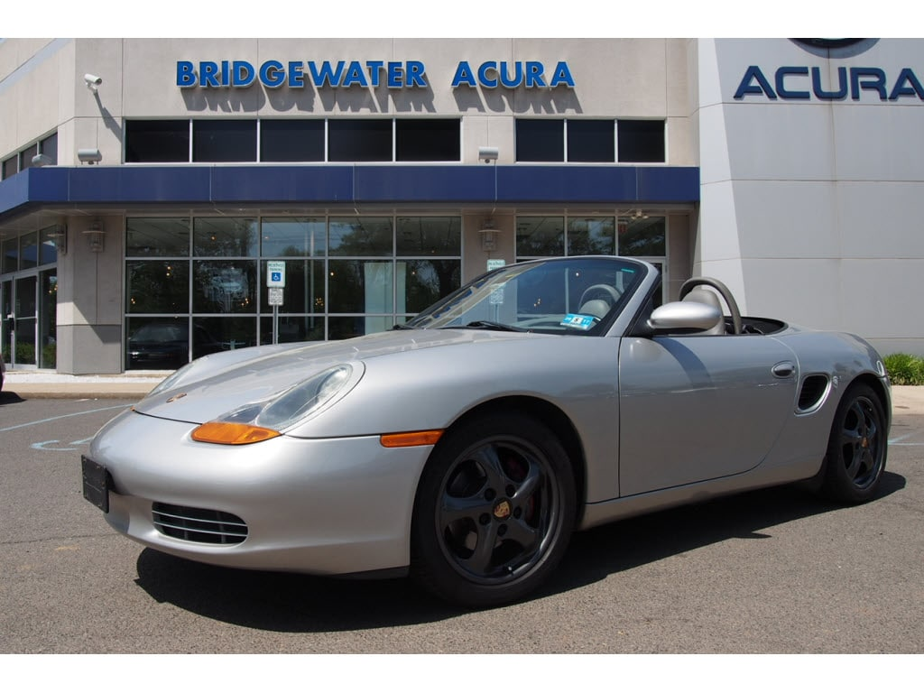 Pre Owned 1999 Porsche Boxster Base