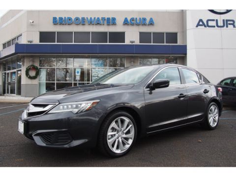 Pre-Owned 2016 Acura ILX w/AcuraWatch FWD 4dr Sedan