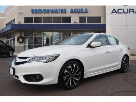 Certified Pre-Owned 2016 Acura ILX with Premium and A-SPEC Package FWD 4dr Sedan w/Premium and A-SPEC Package