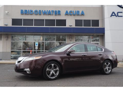 Pre-Owned 2010 Acura TL SH-AWD w/Tech