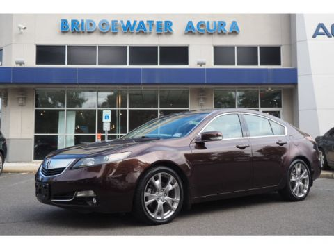 Pre-Owned 2012 Acura TL SH-AWD w/Advance