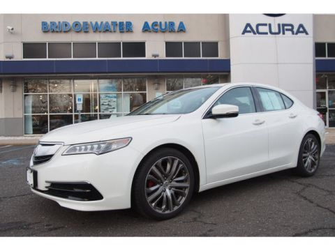 Certified Pre-Owned 2015 Acura TLX 2.4 8-DCT P-AWS FWD 4dr Sedan