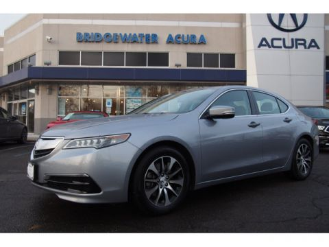 Pre-Owned 2015 Acura TLX Certified FWD 4dr Sedan