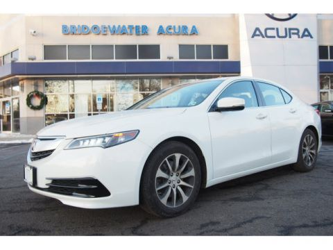 Certified Pre-Owned 2015 Acura TLX 2.4 8-DCT P-AWS with Technology Package FWD 4dr Sedan w/Technology Package