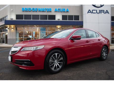 Pre-Owned 2017 Acura TLX w/Tech FWD 4dr Sedan w/Technology Package